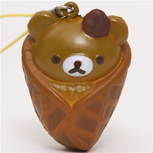 Rilakkuma Kawaii Super Cute and soft Ice Cream Squishies