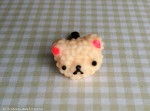 Kawaii cute Rilakkuma rice Plug Charm