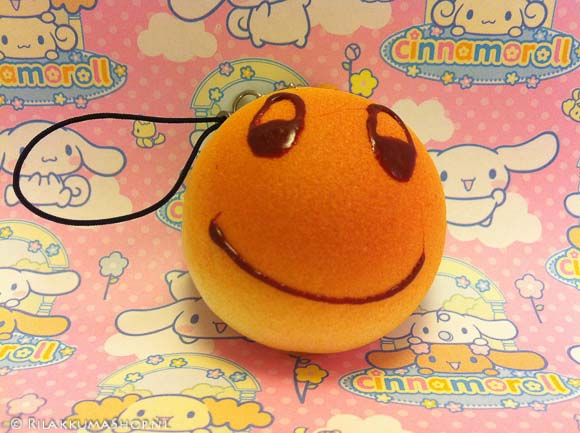 Kawaii Super Cute New Squishy Buns Bread Charms
