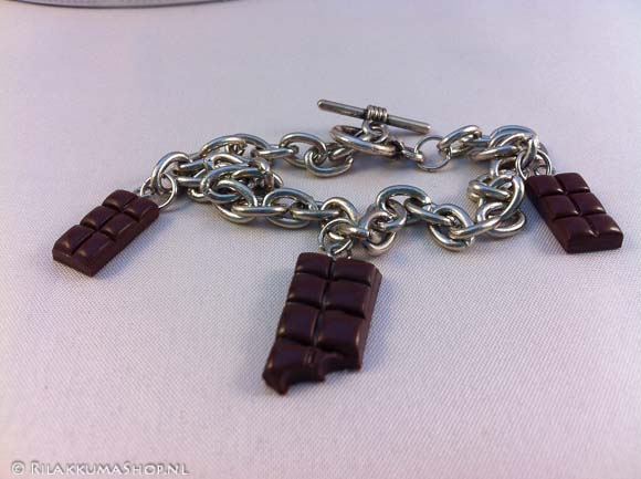 Kawaii cute Chocolate Bars bracelets