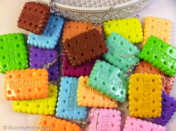 So cute Colorful Biscuit Cookie